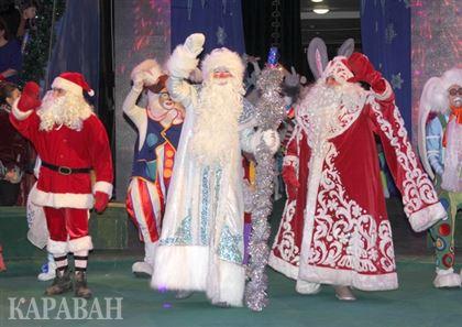 Новогодние приключения в цирке