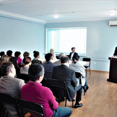 В Казгосцирке прошел круглый стол к 20-летию города Астана