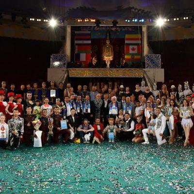 Артистка Казахского государственного цирка Анастасия Демидова завоевала Бронзовую награду XI Международного фестиваля циркового искусства «Эхо Азии -2018»