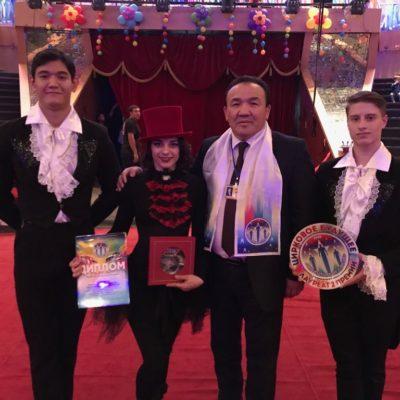 С 1 по 4 ноября 2018 года состоялся Международный фестиваль детских и молодёжных цирковых коллективов, школ и исполнителей «Цирковое будущее» в Луганском государственном цирке
