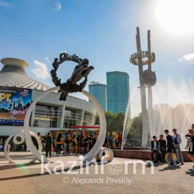 Қазақ мемлекеттік циркі «Шығыс циркі» атты халықаралық жаңа қойылымын әзірледі
