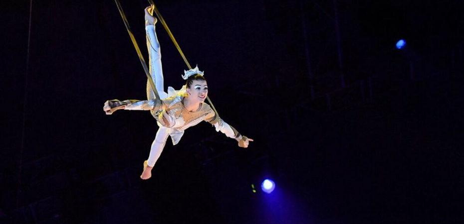 Как маленькая принцесса цирка из Казахстана покорила Монте-Карло