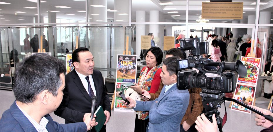 """Scientific monograph of the Director of the Kazakh State Circus, cultural worker, culturologist, theater critic N.A. Bokebayev """"Development of circus art in Kazakhstan"""""""